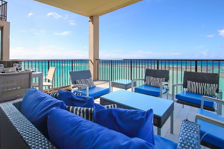 Beachfront Luxury with Incredible Ocean View - 301