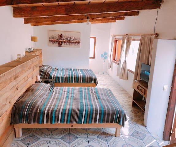 Linda cabaña en Monte Alto