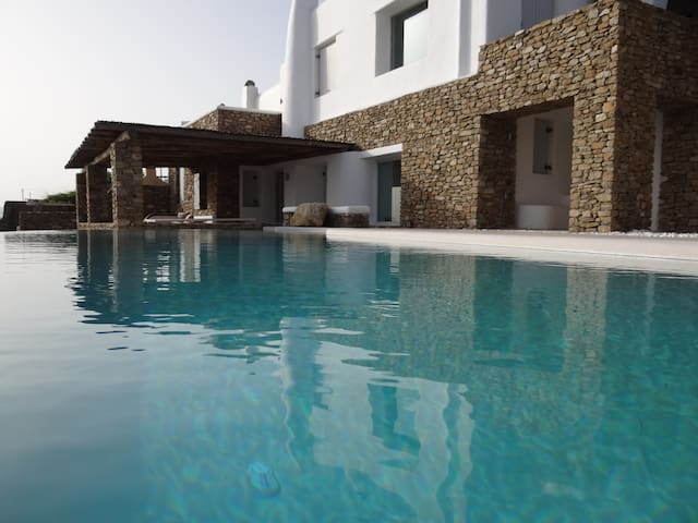 Luxury villa with sunset view - Mykonos - Villa