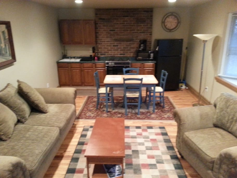 Private Furnished 1 Bedroom Apartment All Included Apartments For Rent In Readington Township