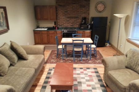 Beautiful Fully Furnished Apartment Private - Readington Township - Apartment