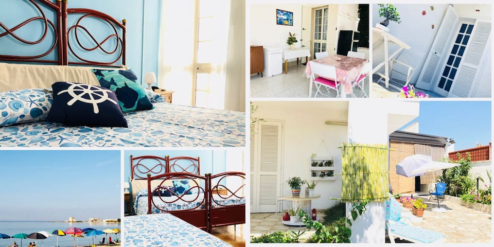 double room / triple room in Torre Lapillo