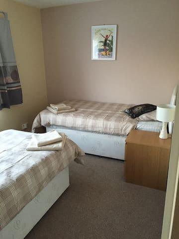 Cheltenham race festival  - SHURDINGTON - Bed & Breakfast