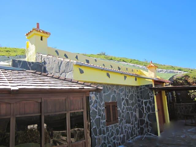 Casa Rural Cueva Verde - Galdar - 生態土屋