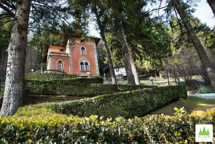 VILLA PINETINA | Relax e Wellness! - Lasnigo - Bed & Breakfast