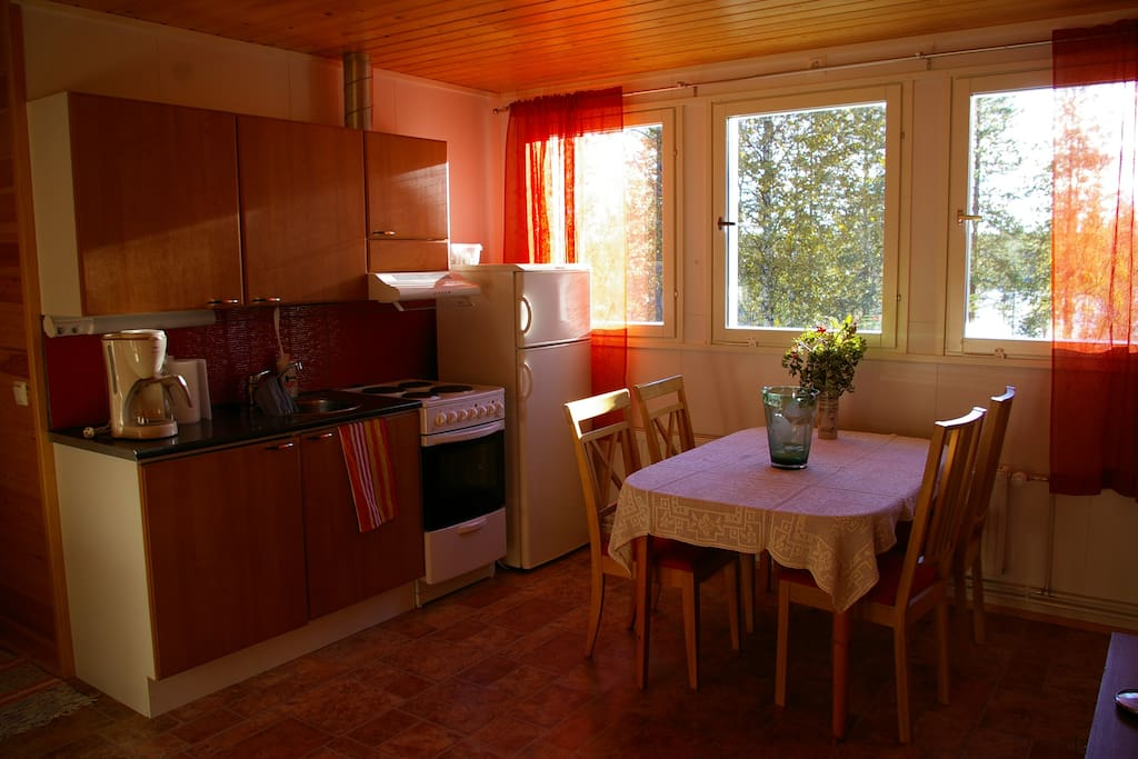 Keittiö - Kitchen