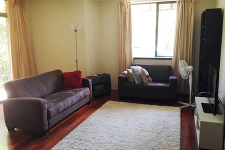 Large Room in charming flat #1 - Apartment