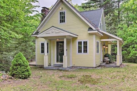 Waterford Home on Keoka Lake, Mins to Shawnee Peak