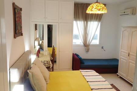 Emeraude:  jolie chambre confortable
