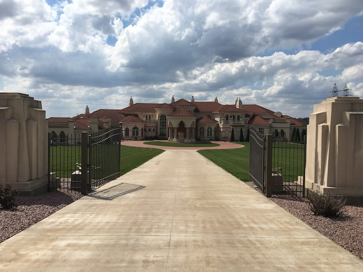 Small town Palatial Home