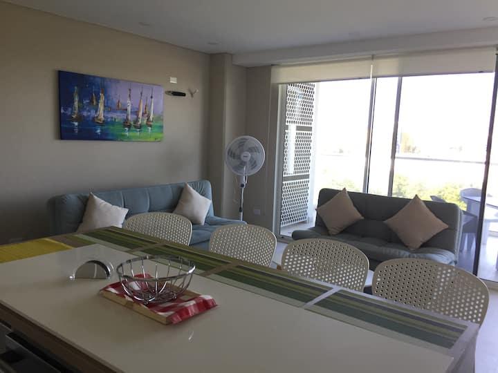 Lujoso apartamento en Cielo Mar- Jacuzzi privado