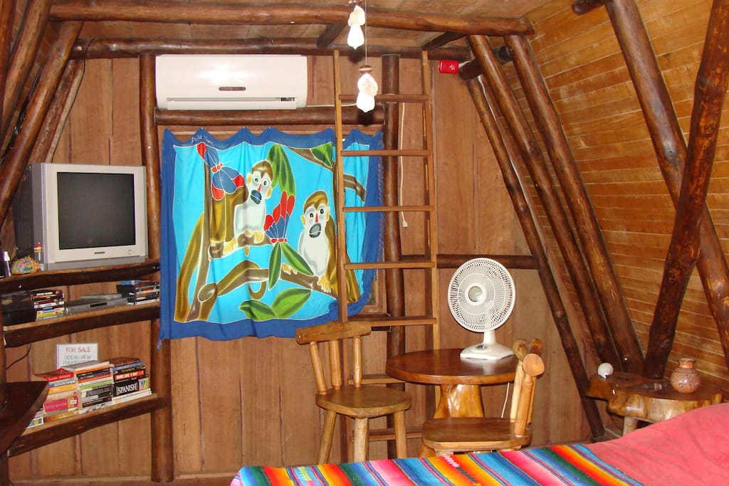The main bedroom.