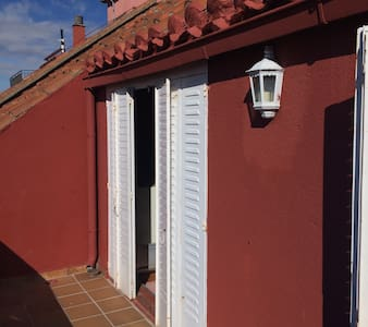 Enjoy Ávila city, hosted in a charming penthouse. - Entire Floor