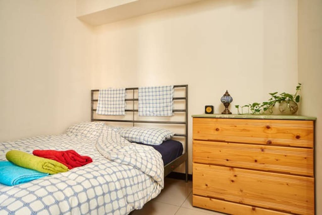 Master double bed room