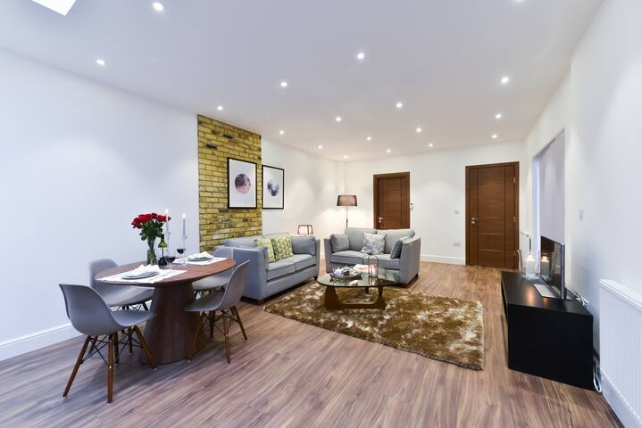 Magnificent Modern Apartment Close To Kings Cross