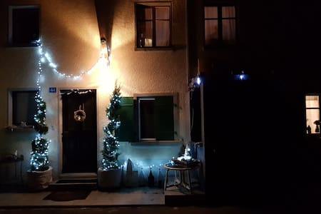 Petite maison sur la colline du Gibloux Fribourg