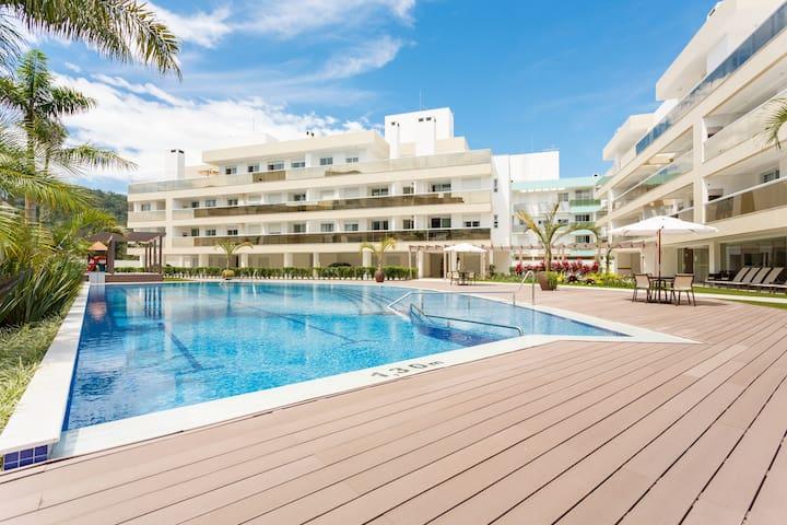 Apartamento 2 quartos-Praia Jurerê - Florianópolis - Wohnung