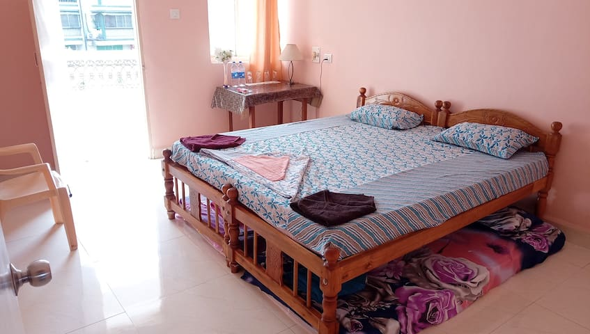 Spacious Home at Colva Beach