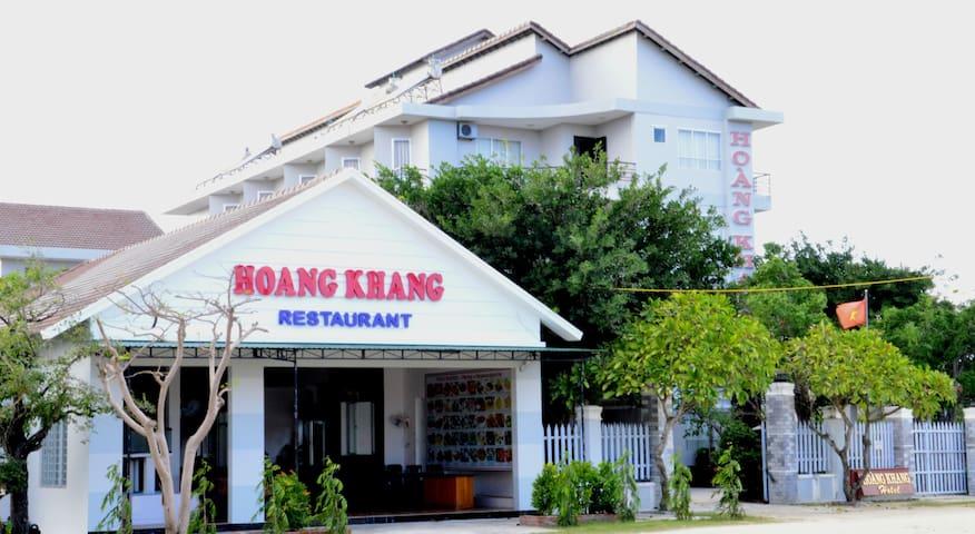 Hoang Khang Doc Let Hotel & Beach  - tx. Ninh Hòa