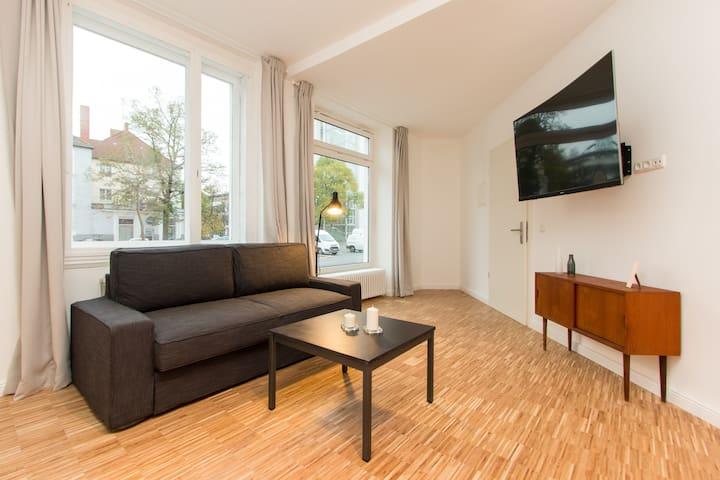 Apartments in Reinickendorf - Aroser Allee - Apartment Aroser F35