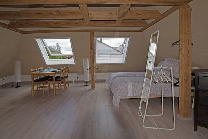 Ambiente am Federsee Penthouse