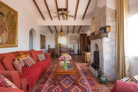 Casa Torre - glorious views,  Moroccan inspiration