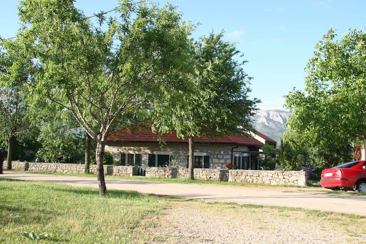 """Stone house """"Cvitkovi dvori"""" - studio - Kijevo - Apartment"""