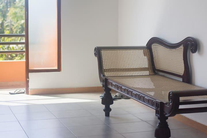 SAGA HOME R.1 Cosy room with private balcony - Ambalangoda - Talo