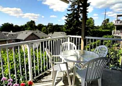 Quiet & private 2 bd all yours, full kitchen too! - Kirkland
