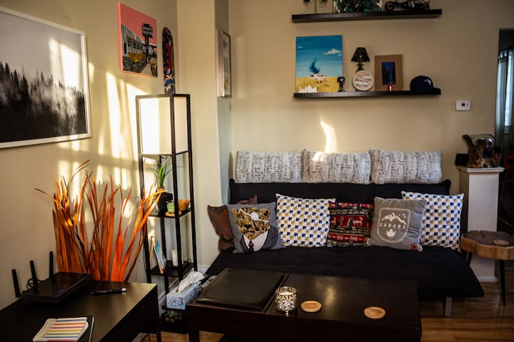 1BR In North End Halifax with Parking
