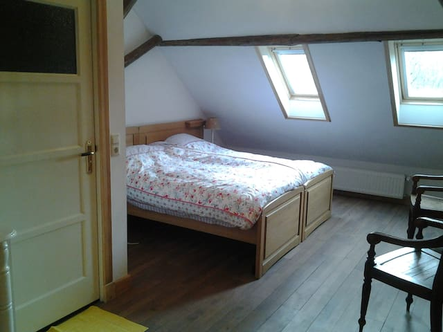 4x bed B&B. Gr. 30 km., Assen 15 km - Eexterveen - Penzion (B&B)