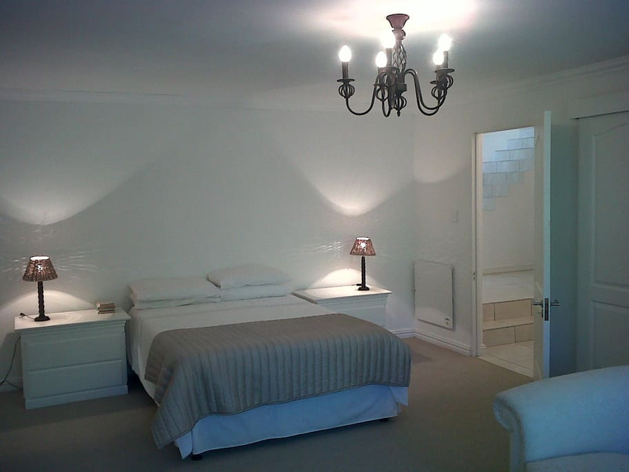 One of Four double bedrooms with full en-suite