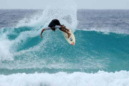 Cozy Apartment Near The Beach and Surfing - Atlantic Shores - 公寓
