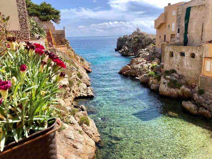 Loge Royale: an adorable nest on the sea