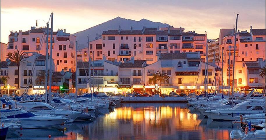 Apart Old Town, Marbella - Marbella
