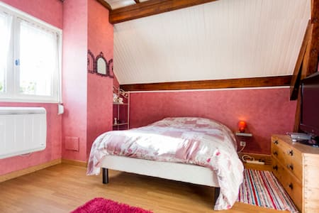 Very nice room in the countryside! - VIVIERS - Hus
