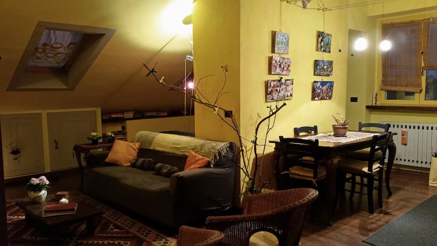 Cozy attic  with all comforts  - Rivoli - Apartment