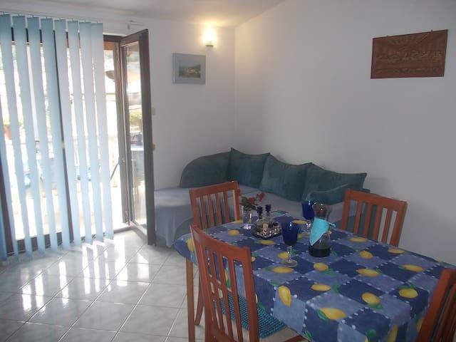 Cosy one bedroom apartment - Veli Iž - Apartamento