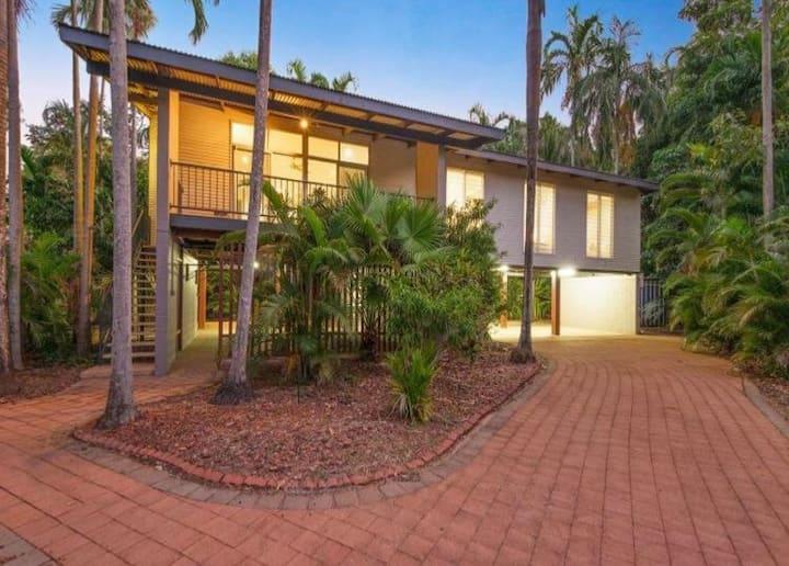 Sensational Tropical Elevated –Home