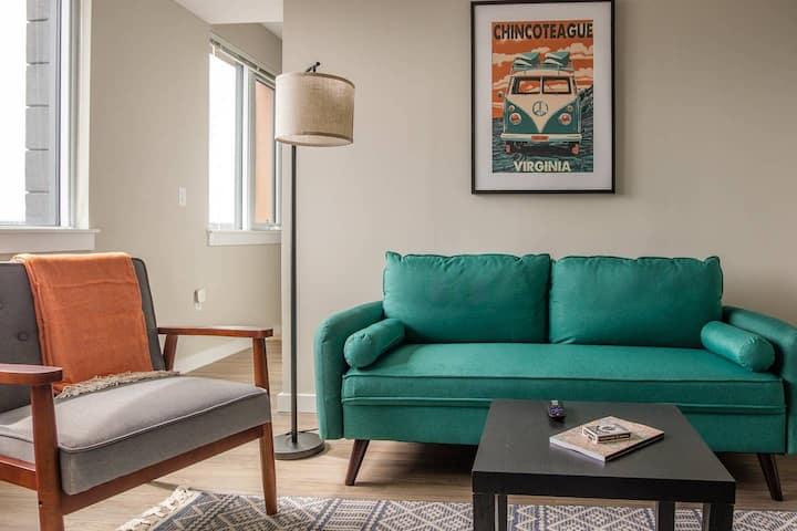 Comfy and Charming Studio Apt
