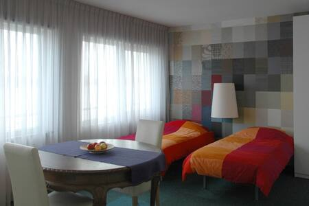 Spacious room close to center - Amsterdam - Byt