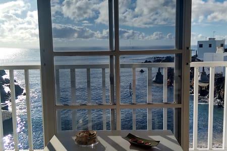 Coqueto apartamento junto al mar - Punta Mujeres