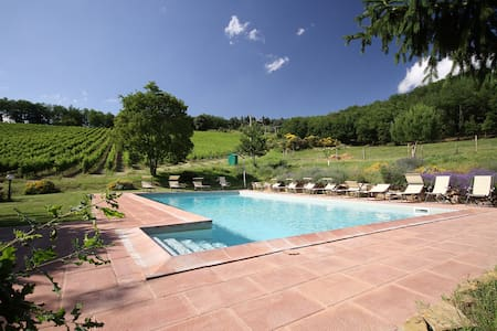 Farmhouse near Florence - Limonaia - Pontassieve - อพาร์ทเมนท์