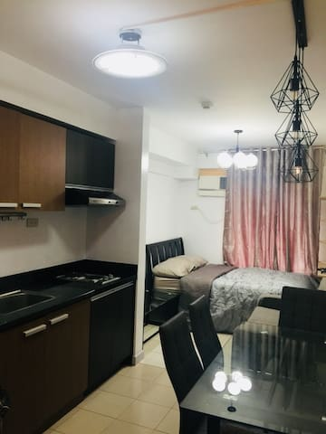 Camella Northpoint Condo w/ Free Airport Pick Up