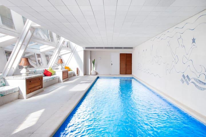 Exclusiva casa  20 min de Barcelona - Cabrils - Villa