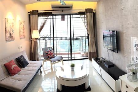 KLwall@8 pax luxury condo nr ikea - Petaling Jaya