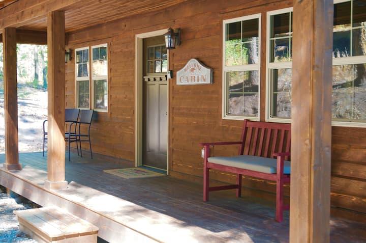 Mountain Slopes, Summer Floats Cabin!
