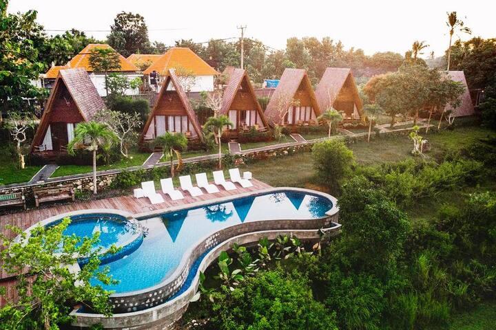 Adventure 4Room Nusa Penida Pool Breakfast SAbo