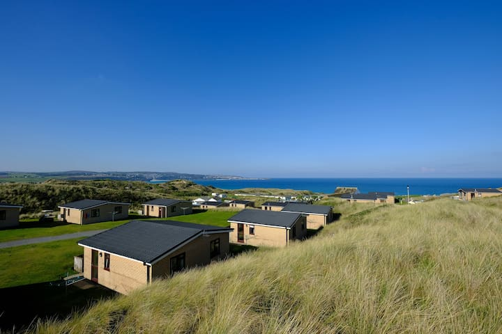 Beachside Holiday Park, Bungalow's by the sea..