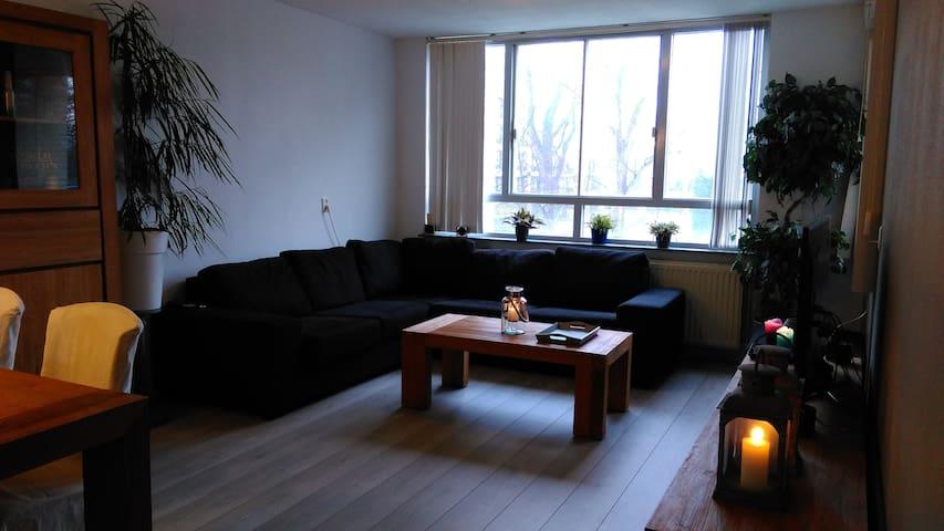Ruim en comfortabel appartement - Den Haag - Appartement
